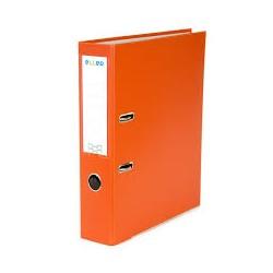 Arkinis segtuvas ekonominis, A4, 75mm, oranžinės spalvos