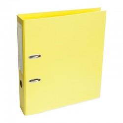 Arkinis segtuvas ekonominis, A4, 75mm, geltonos spalvos