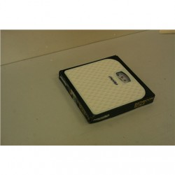 SALE OUT. Mesko MS 8160 Bathroom scales, Capacity 130 kg, White Mesko DAMAGED PACKAGING