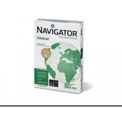 Popierius NAVIGATOR UNIVERSAL, 80 g/m2, 500 lapų