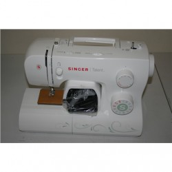 SALE OUT. Singer 3321 Talent Sewing Machine, White Singer DAMAGED PACKAGING