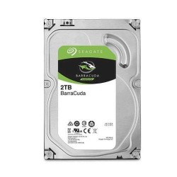 HDD|SEAGATE|Barracuda|2TB|SATA 3.0|256 MB|7200 rpm|Discs/Heads 1/2|3,5"
