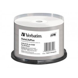 VERBATIM DVD R DOUBLE LAYER 8.5