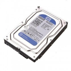 HDD|WESTERN DIGITAL|Blue|500GB|SATA 3.0|32 MB|7200 rpm|3,5"