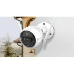 Bevielė dvigubo objektyvo kamera Ezviz C3X su įmontuotu AI (dirbtinio intelekto algoritmu