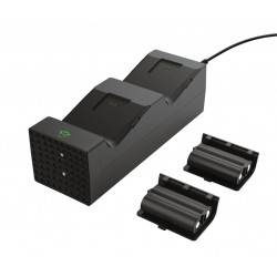 CONSOLE ACC CHARGING DOCK/GXT250 /XBOX1 24177 TRUST