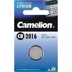 Camelion CR2016-BP1 CR2016, Lithium, 1 pc(s)