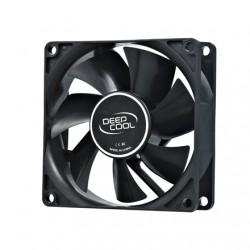 80mm case ventilation fan, 2 Pin hydro bearing, deepcool