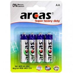Arcas AA/R6, Super Heavy Duty, 4 pc(s)
