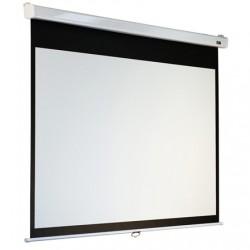 """Elite Screens Manual Series M119XWS1 Diagonal 119 """", 1:1, Viewable screen width (W) 213 cm, White"""