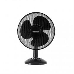 Mesko Fan MS 7309 Table Fan, Number of speeds 3, 40 W, Oscillation, Diameter 30 cm, Black