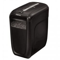 Fellowes Powershred 60Cs Black, 22 L, Credit cards shredding, Warranty 24 month(s), 75 dB, Cross-Cut Shredder, Paper handling st