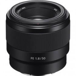 Sony SEL-50F18F FE 50mm F1.8