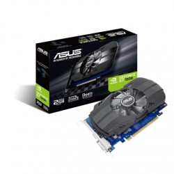 Asus PH-GT1030-O2G NVIDIA, 2 GB, GeForce GT 1030, GDDR5, PCI Express 3.0, Processor frequency 1531 MHz, DVI-D ports quantity 1,