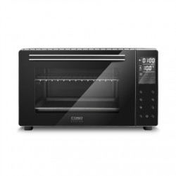 Caso Electronic oven TO26 Convection, 26 L, Free standing, Black
