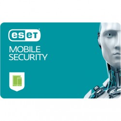Eset Mobile Security for Android, New electronic licence, 2 year(s), License quantity 1 user(s)
