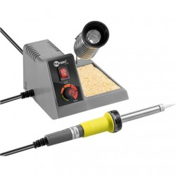 Goobay for carrying out all kinds of soldering operations at home AP2 analogue soldering station 48 W