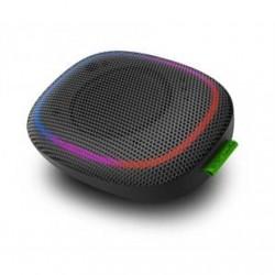Muse Speaker M-330DJ 5 W, Portable, Black, Bluetooth