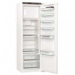 Gorenje Refrigerator RBI5182A1 Energy efficiency class F, Built-in, Larder, Height 177 cm, Fridge net capacity 251 L, Freezer ne