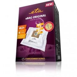 ETA Vacuum cleaner bags Original ETA960068000 Accessory Set, 5 + microfilter 155x145 mm pc(s), Suitable for all ETA, Gallet bagg