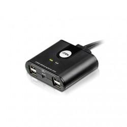 Aten 2-Port USB 2.0 Peripheral Sharing Device Aten