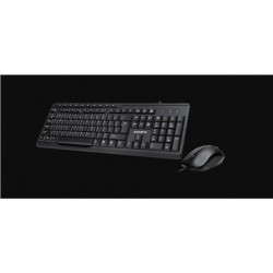 Gigabyte Multimedia Keyboard & Mouse set KM6300 Keyboard and mouse, Wired, Keyboard layout EN, Mouse included, USB, Black