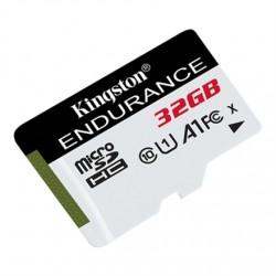 Kingston Endurance SDCE/32GB 32 GB, Micro SDHC, Flash memory class 10