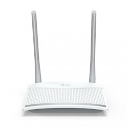 TP-LINK Router TL-WR820N 802.11n, 300 Mbit/s, 10/100 Mbit/s, Ethernet LAN (RJ-45) ports 2, MU-MiMO Yes, Antenna type External