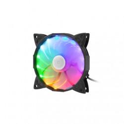 Genesis Case/PSU Fan Hydrion 130 ARGB Rainbow