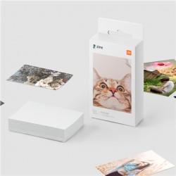 Xiaomi Mi Portable Photo Printer Paper TEJ4019GL 20 Photo Paper, 2x3-inch