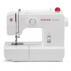 Singer Sewing Machine Promise 1408 Number of stitches 8, Number of buttonholes 1, White