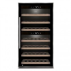 Caso Wine cooler WineComfort 66 Energy efficiency class G, Free standing, Bottles capacity Up to 66 bottles, Cooling type Compre