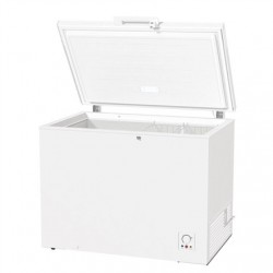 Gorenje Freezer FH301CW Energy efficiency class F, Chest, Free standing, Height 85 cm, Total net capacity 303 L, White
