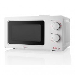 Gallet Microwave oven GALFMOM205W Free standing, 700 W, White