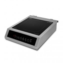 Caso Thermo Control Hob TC 3500 Number of burners/cooking zones 1, Induction, Touch control, Black/Stainless steel, Induction