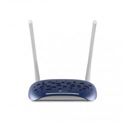 TP-LINK Wireless N VDSL/ADSL Modem Router TD-W9960 802.11n, 300 Mbit/s, 10/100 Mbit/s, Ethernet LAN (RJ-45) ports 4, MU-MiMO No,