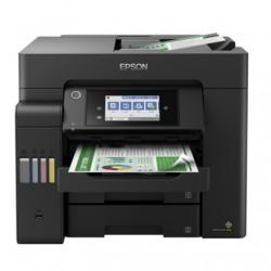 Epson Multifunctional Printer EcoTank L6550 Colour, Inkjet, A4, Wi-Fi, Black