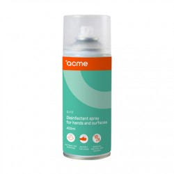 Acme CL12 Disinfectant Cleaning Spray for Hand and Surface, 400 ml