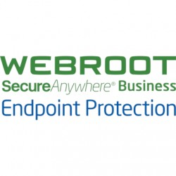 Webroot Business Endpoint Protection with GSM Console, Antivirus Business Edition, 1 year(s), License quantity 1-9 user(s)