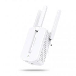 Mercusys Wi-Fi Range Extender MW300RE 802.11n, 2.4GHz, 300 Mbit/s, Antenna type 3xExternal