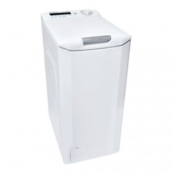 Candy Washing machine CSTG 272DVE/1-S Energy efficiency class F, Top loading, Washing capacity 7 kg, 1200 RPM, Depth 60 cm, Widt