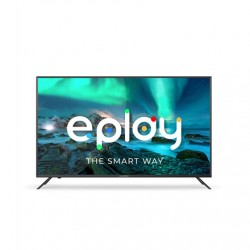 """Allview 50ePlay6000-U 50"""" (126cm) 4K UHD LED Smart Android TV"""