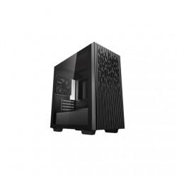 Deepcool Computer Case MATREXX 40 Side window, Black, mATX, 4, Power supply included No, 1 x USB 3.0 1 x USB 2.0 1 x Audio, ABS