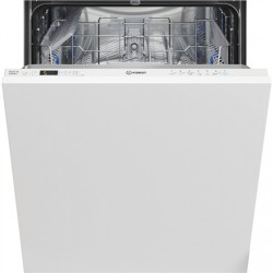 INDESIT Dishwasher DIC 3B+16 A Built-in, Width 59.8 cm, Number of place settings 13, Number of programs 6, F, Display, AquaStop