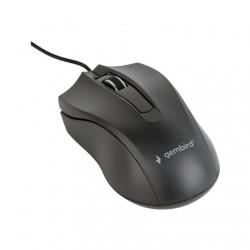 Gembird Optical Mouse MUS-3B-01 USB, Black