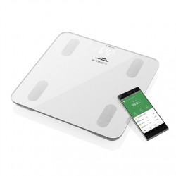 ETA Smart Personal Scale Vital Fit ETA678190000 Body analyzer, Maximum weight (capacity) 180 kg, Accuracy 100 g, Body Mass Index