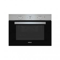 Edesa Oven EOE 4520 X 40 L, Multifunctional, Easy To Clean, Mechanical, Height 45.6 cm, Width 59.5 cm, Black/Stainless steel