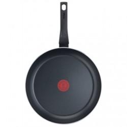 TEFAL Frying Pan B5690453 Easy Plus Diameter 24 cm, Fixed handle
