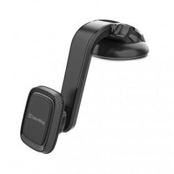 ColorWay Magnetic Car Holder For Smartphone Dashboard-2 Gray, Adjustable, 360 °