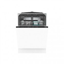 Gorenje Dishwasher GV672C60 Built-in, Width 60 cm, Number of place settings 16, Number of programs 5, Energy efficiency class C,